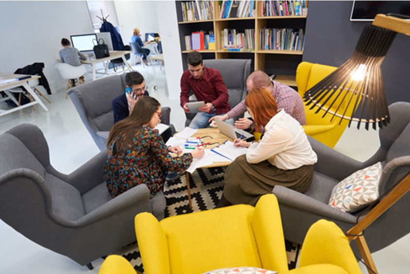 How to be more productive in an open space office Futurefile LTD