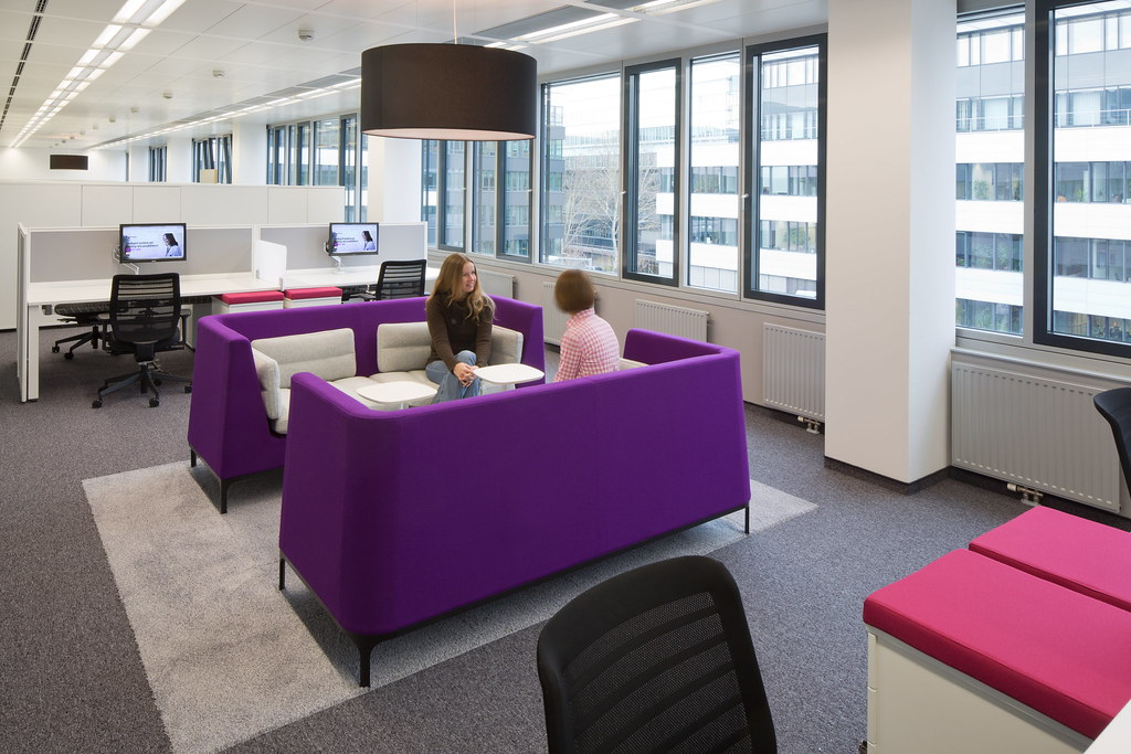 Office designated spaces for a better productivity rate office tips Futurefile UK