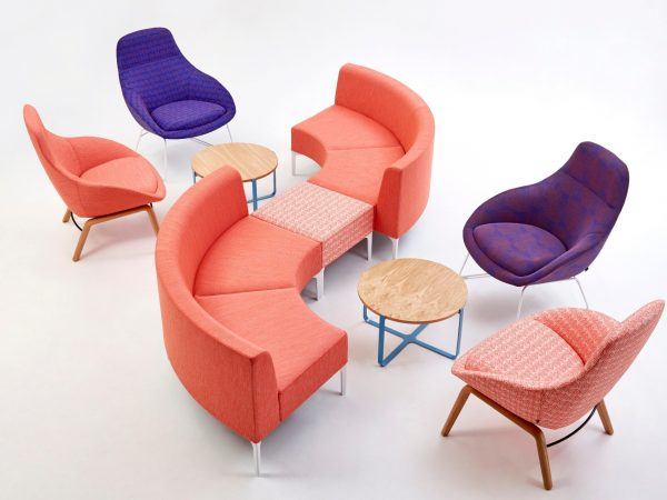 Office Soft Seating Sofa and Chairs for meeting area Futurefile Ltd Colchester